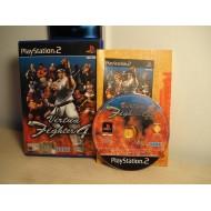 PS2 - Virtua Fighter 4